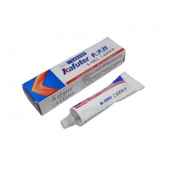 Герметик для фар Kafuter K-5911, серый