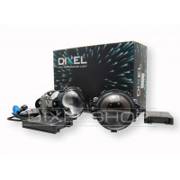 "Светодиодный Би-модуль DIXEL GTR Bi-LED v 3.0 4500K 3.0"""