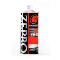 Масло моторное IDEMITSU Zepro EURO SPEC 5W-40, SN/CF 1л. Япония