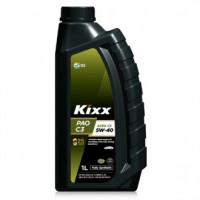 Масло моторное KIXX PAO C3 5W-40 SN ACEA: A3/B4,C3 1л синтетическое L2092AL1E1