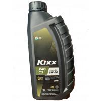 Масло моторное KIXX PAO C3 5W-30 SN/CF ACEA: A3/B4, C3. 1л синтетическое L2091AL1E1