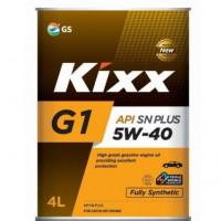 Масло моторное  KIXX G1 SN Plus 5W-40 4л синтетическое L210244TE1