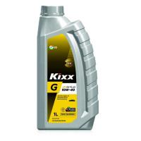 Масло моторное KIXX G 10W-40 SN PLUS 1л полусинтетическое L2109AL1R1