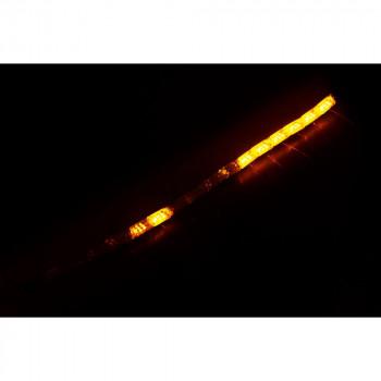 Гибкие дневные ходовые огни Optima Premium DRL S9 Crystal Dynamic AUDI Style
