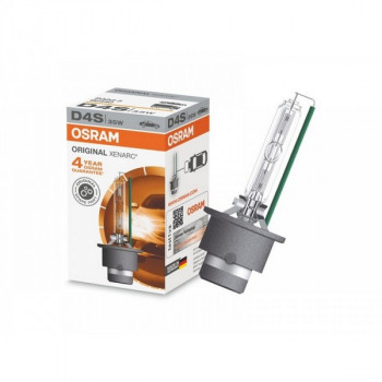 Лампа ксеноновая Osram D4S 4100K Xenarc Original 66440