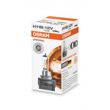 Лампа автомобильная Osram H11B 12V 55W PGJY19-2 64241