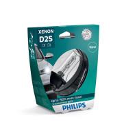 Лампа ксеноновая Philips X-Treme Vision gen2 +150% D2S 85V 35W PK32d-2 S1 85122XV2S1