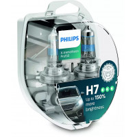 Лампа PHILIPS X-tremeVision Pro150 H7 12V 55W 12972XVPS2