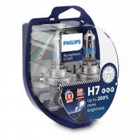 Лампа PHILIPS RacingVision GT200 H7 12V 55W 12972RGTS2