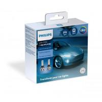 Комплект ламп головного света PHILIPS Ultinon Essential LED H8/H11/H16 11366UE2X2