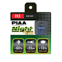 Лампа PIAA BULB NIGHT TECH HE-821-H3