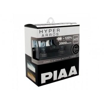 Лампа PIAA BULB HYPER ARROS H11  3900K  HE-906