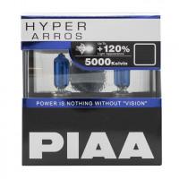 Галогеновые лампы PIAA Н8 HYPER ARROS (5000K) HE-924