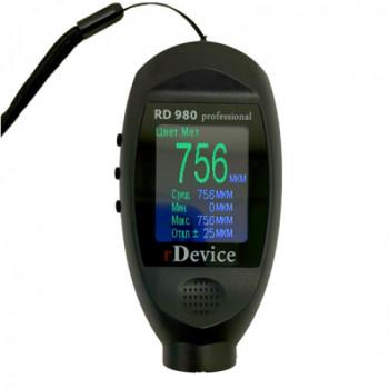 Толщиномер rDevice RD-980 prof.