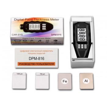 Толщиномер покрытий CARSYS DPM-816 Pro (Черный)