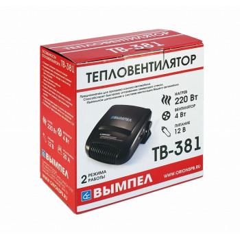 Тепловентилятор Вымпел ТВ-381