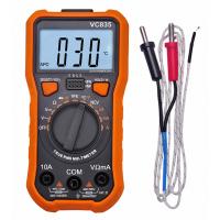 Мультиметр цифровой Вымпел VC835 (автодиапазонный) 5228