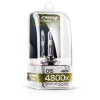 Ксеноновая лампа D1S VIPER +80% 4800K