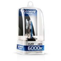 Ксеноновая лампа D2R VIPER +80% 6000K
