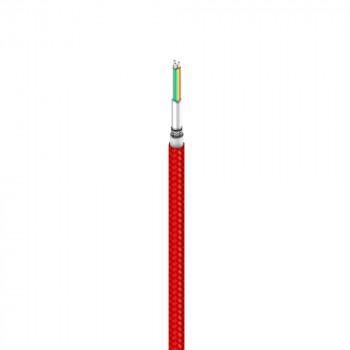 Кабель USB / Type-C Xiaomi Braided Cable 100 cm (Красный)