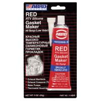 Герметик прокладок ABRO красный 85 г. 11-AB-R
