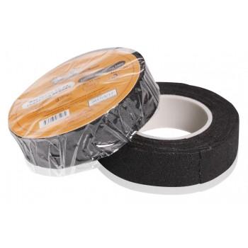 Изолента AIRLINE ХБ на тканевой основе, 80 гр., 19 мм, чёрная AIT-C-01