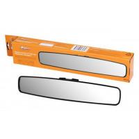 Зеркало салонное 17 дюймов (432 мм), панорамное, накладное AMR-06