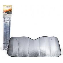 Шторка солнцезащитная 80 см на лобовое стекло (80х145х80х135 см) ASPS-80-03