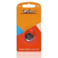 Батарейка CR1620 3V для брелоков сигнализаций литиевая 1 шт.  CR1620-01