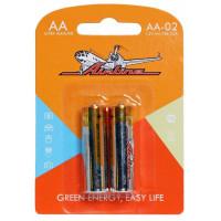 Батарейки AIRLINE LR6/AA щелочные 2 шт.