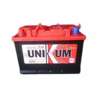Аккумулятор Unikum 6 СТ- 75