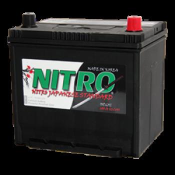 Аккумулятор NITRO 6CT - 55  70B24L asia