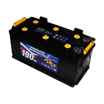 Аккумулятор 190 а/ч 6-СТ 190N ПАЗ
