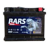 Аккумулятор BARS Silver 6 CT- 60 низкая 530А