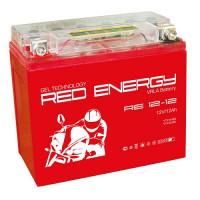 Аккумуляторная батарея Delta Red Energy RE 12-12   12 а/ч   полярность  прямая (+ -)