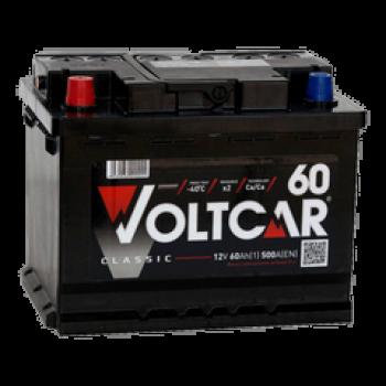 Аккумулятор VOLTCAR Classic 6ст-60
