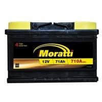 Аккумулятор Moratti 71а/ч о.п. (571 013 068)