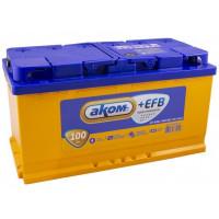 Аккумулятор Аком EFB 100 Ач 12V 930A