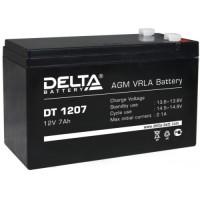 Аккумулятор DELTA DT-1207