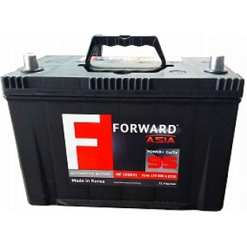Аккумулятор Forward  95 а/ч Asia 105D31L  800 A