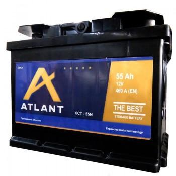 "Аккумулятор 6СТ-60 ""ATLANT"""