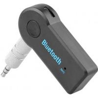 Автомобильный музыкальный приемник, адаптер Bluetooth - 3,5 мм jack AUX (громкая связь)