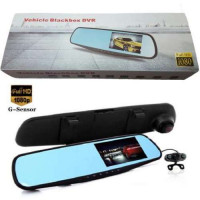 Видеорегистратор зеркало Vehicle Blackbox DVR (2 камеры)