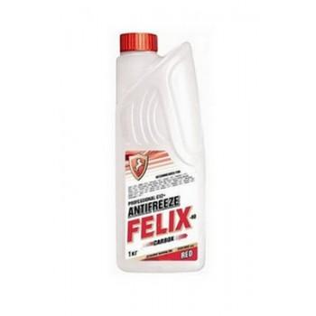 Антифриз FELIX CARBOX красный 1 кг
