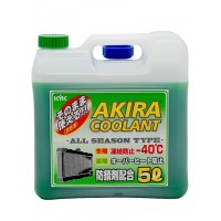 Антифриз AKIRA COOLANT green/зеленый -40С 5л. 55-006