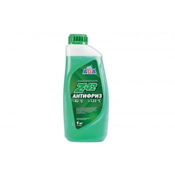 Антифриз AGA 048 Z -42C green/зеленый 946мл. AGA048Z