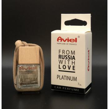 """Парфюмерный ароматизатор Aviel """"PLATINUM"""" 7 ml шнурок 60100047"""