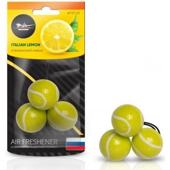 Ароматизатор подвесной Теннис итальянский лимон AFTE133