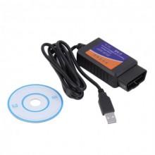 Адаптер ELM 327 V1.5 USB для диагностики