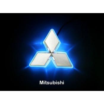4D логотип MITSUBISHI